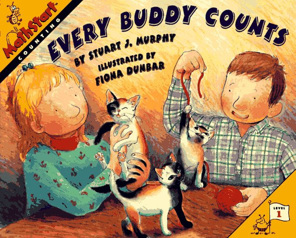 Every Buddy Counts Cover