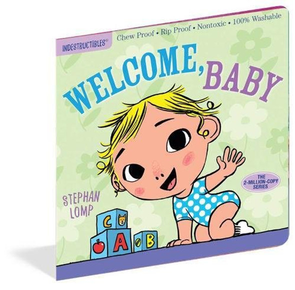 Indestructibles: Welcome, Baby Cover
