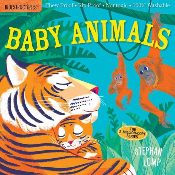 Indestructibles: Baby Animals Cover