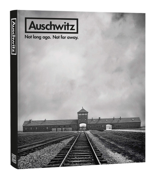 Auschwitz: Not Long Ago. Not Far Away. Cover