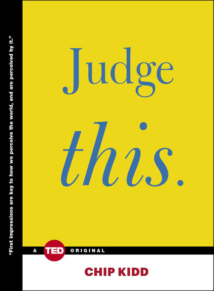 Judge This (TED Books) Cover