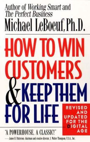 How to Win Customers and Keep Them for Life Cover