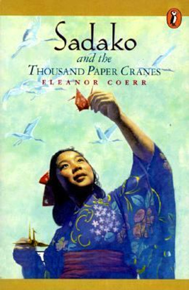 Sadako and the Thousand Paper Cranes Cover