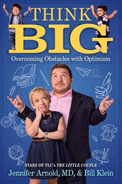 Think Big: Overcoming Obstacles with Optimism Cover