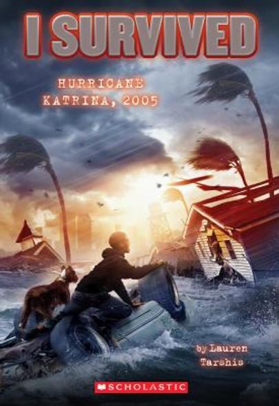 I Survived Hurricane Katrina, 2005 Cover