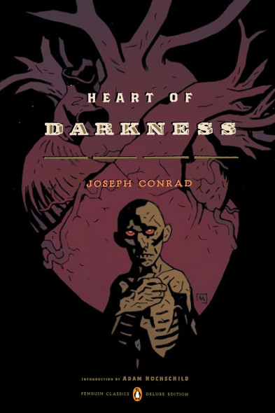 Heart of Darkness: (Classics Deluxe Edition) Cover