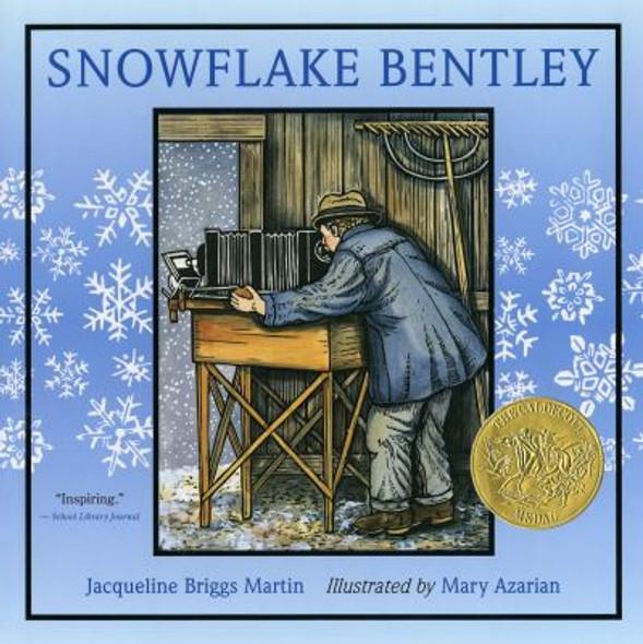 Snowflake Bentley Cover