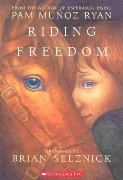 Riding Freedom Cover