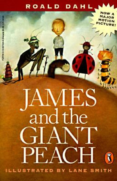 James and the Giant Peach: A Children's Story Cover