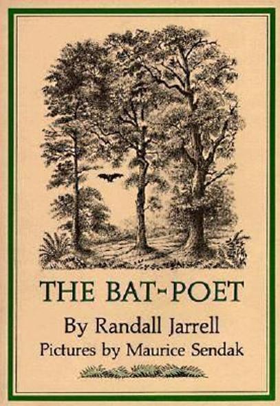 The Bat-Poet Cover