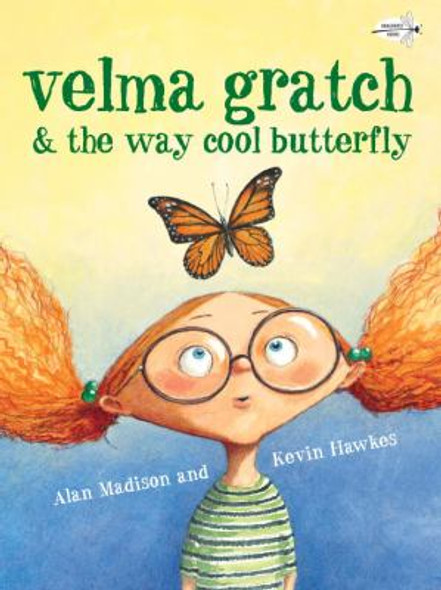 Velma Gratch and the Way Cool Butterfly Cover