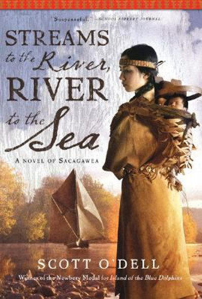 Streams to the River, River to the Sea Cover
