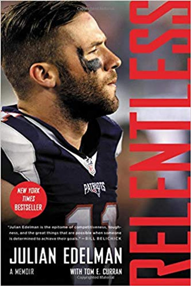 Relentless: A Memoir Cover