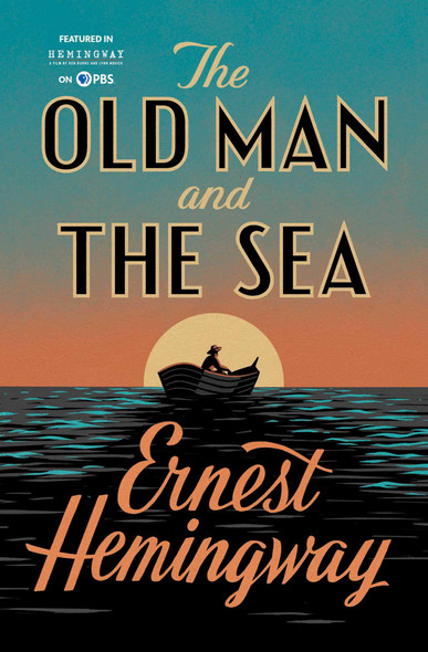 The Old Man and the Sea - Cover