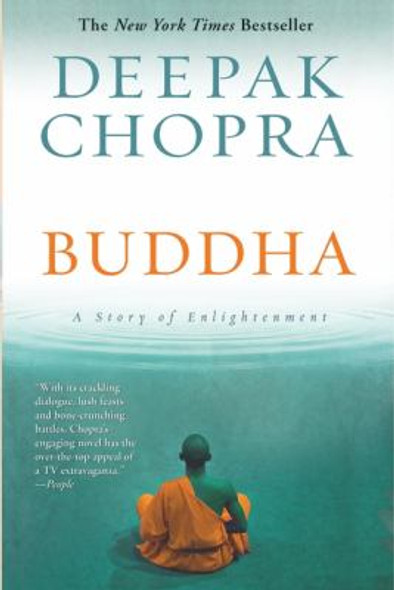 Buddha: A Story of Enlightenment Cover