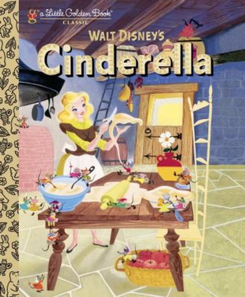 Cinderella (Little Golden Book) Cover