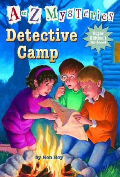Detective Camp Cover
