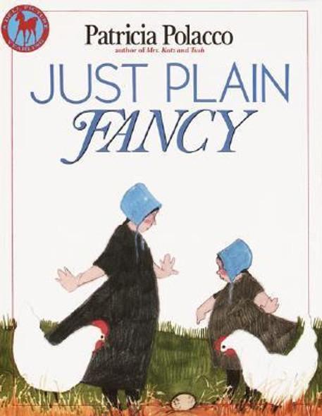 Just Plain Fancy Cover