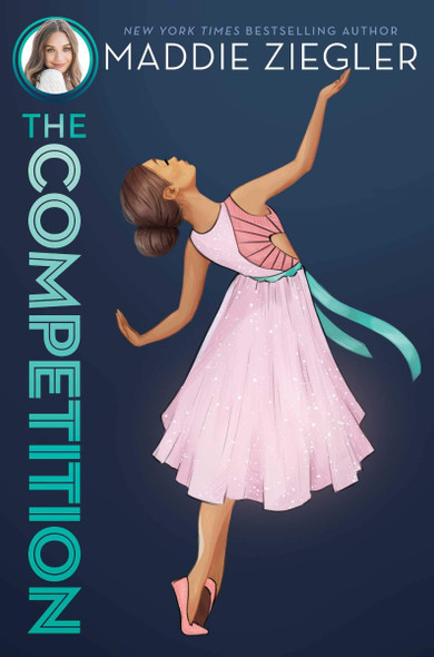 The Competition (Maddie Ziegler #3) Cover