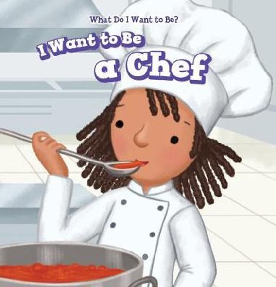I Want to Be a Chef ( What Do I Want to Be? ) Cover