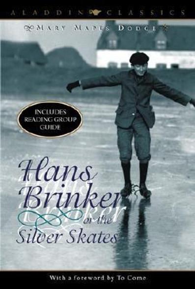 Hans Brinker or the Silver Skates Cover