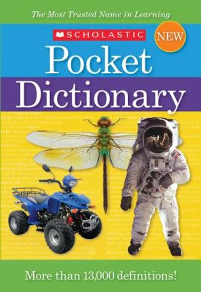 Scholastic Pocket Dictionary Cover