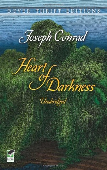 Heart of Darkness (Dover Thrift Editions) Cover