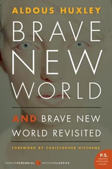 Brave New World and Brave New World Revisited Cover