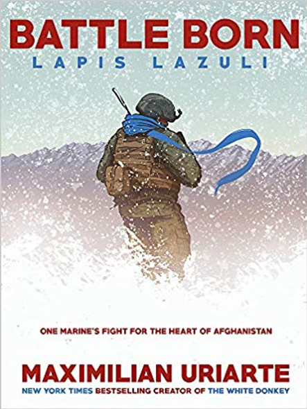 Battle Born: Lapis Lazuli Cover