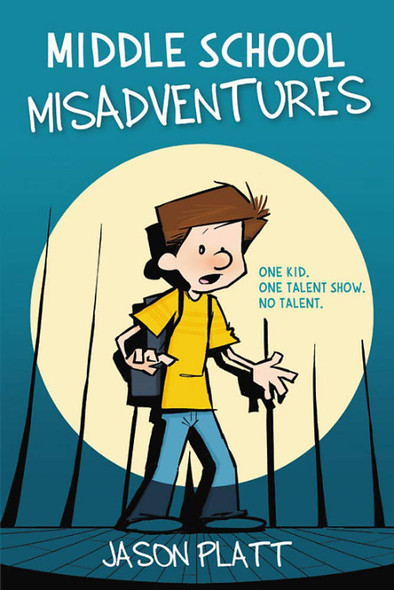 Middle School Misadventures Cover