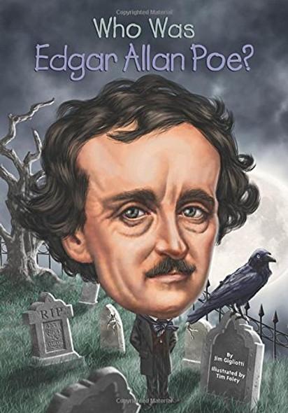 Who Was Edgar Allan Poe? Cover