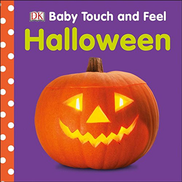 Baby Touch & Feel: Halloween Cover