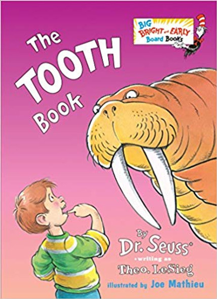 The Tooth Book ( Big Bright & Early Board Book ) Cover