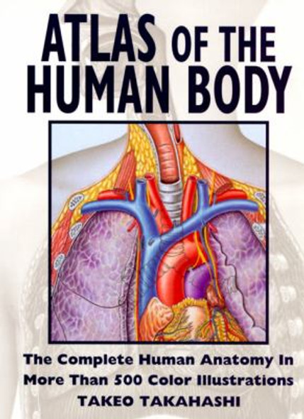 Atlas of the Human Body Cover