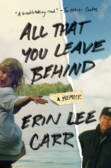 All That You Leave Behind: A Memoir Cover