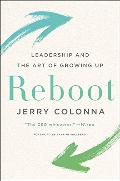 Reboot: Leadership and the Art of Growing Up Cover