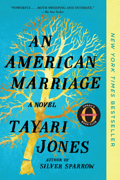 An American Marriage (Oprah's Book Club) Cover