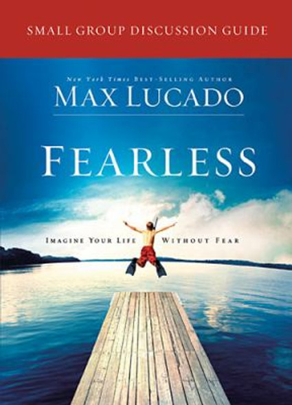 Fearless Small Group Discussion Guide Cover