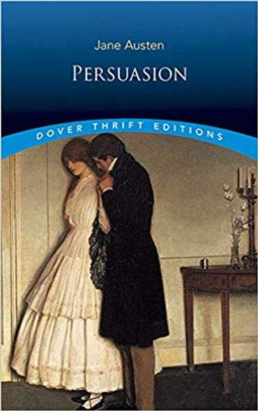 Persuasion ( Dover Thrift Editions ) Cover