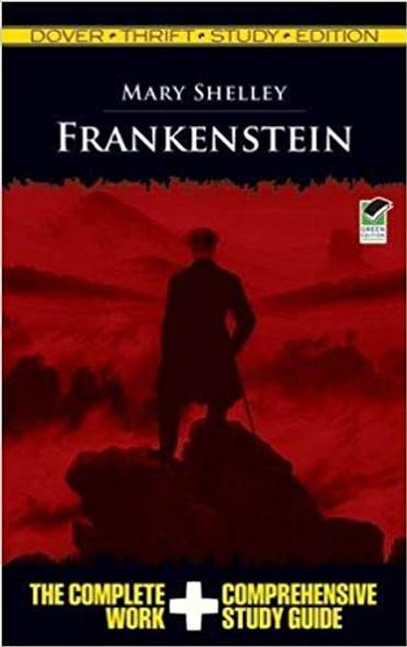 Frankenstein Thrift Study Edition Cover