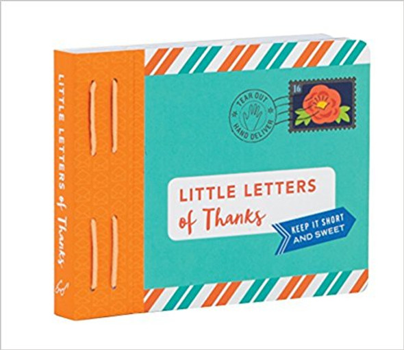 Little Letters of Thanks (Letters To My) Cover