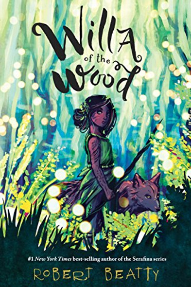 Willa of the Wood Cover