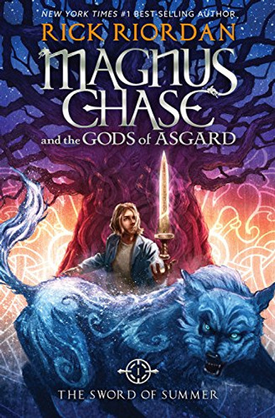 Magnus Chase and the Gods of Asgard, Book 1: The Sword of Summer Cover