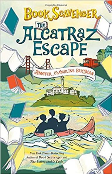 The Alcatraz Escape (The Book Scavenger series) Cover
