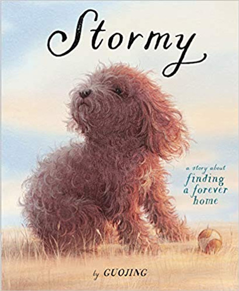 Stormy: A Story about Finding a Forever Home Cover