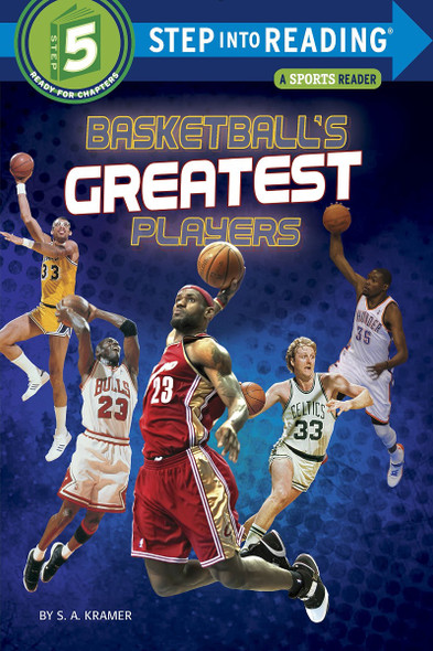 Basketball's Greatest Players (Step into Reading) Cover