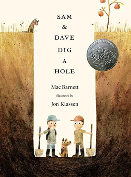 Sam and Dave Dig a Hole Cover