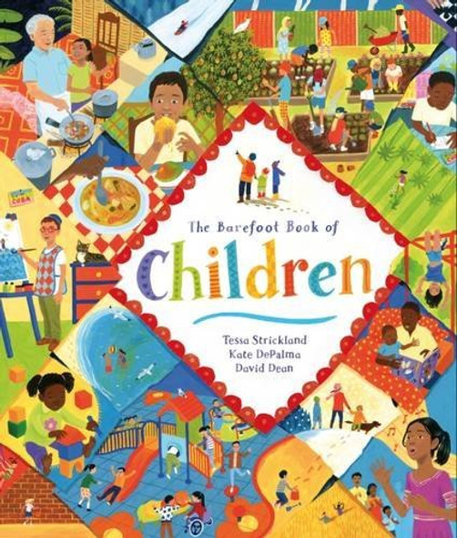 The Barefoot Book of Children Cover