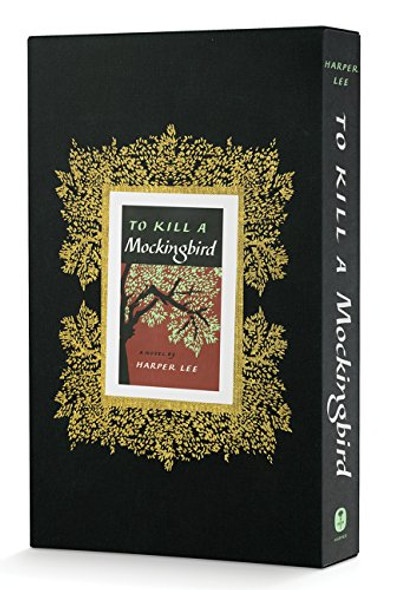 To Kill a Mockingbird Slipcased Edition Cover
