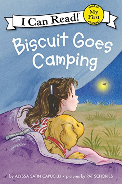 Biscuit Goes Camping (My First I Can Read) Cover